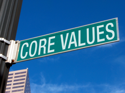 How to find your core values : Part 1