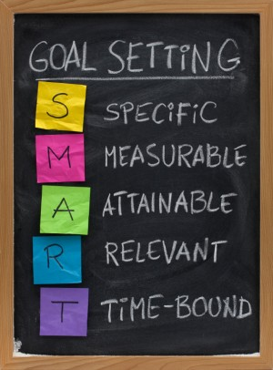 How To Stay On Track For Your Goals